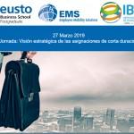 Jornada: Visión estratégica de las asignaciones de corta duración