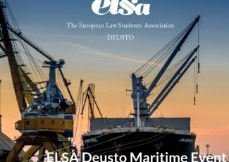 ELSA Deusto Maritime event: Merkatua eta ingurumena