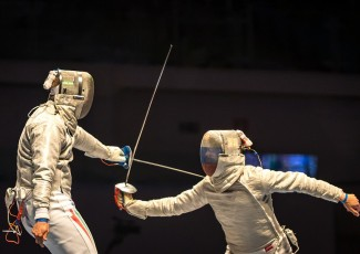 Spanish Competition of Fencing