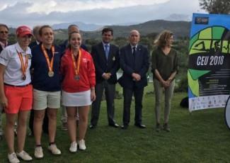 Espainiako Golf Txapelketa