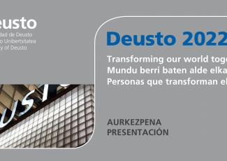 2022ko Deustu Ekimena Plan Estrategikoa