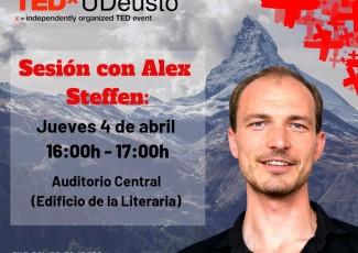 Sesión con Alex Steffen