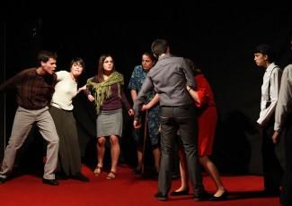 Muestra anual de teatro