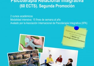 Psikoterapia Erlazional Integratiboko Masterra (60  ECTS) Bigarren promozioa