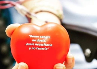 Blood donation campaign #dalomejordeti