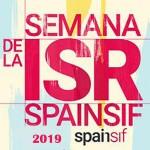 Semana de la ISR Spainsif 2019