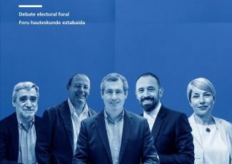 DeustoForum Gipuzkoa. Debate electoral foral