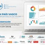 Presentación del Informe GEM-Global Entrepreneurship Monitor de la Comunidad Autónoma del País Vasco 2018?2019