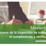 Alcance de la Inspección de Trabajo en el cumplimiento y verificación sociolaboral.  Clausura de la II. Edición del  Experto en Auditoría y Compliance Sociolaboral