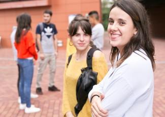 Jornada de acogida de nuevos estudiantes de la Facultad de Psicología y Educación en Donostia