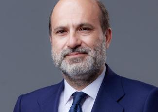 Lidergoko bazkaria, Atresmedia Televisióneko zuzendari nagusi Javier Bardajírekin