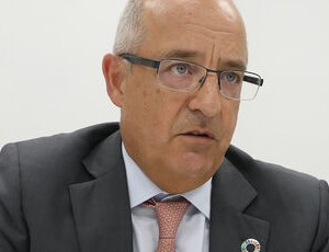 Joan Cavallé, director general de la Caja de Ingenieros