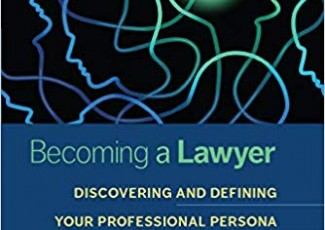 "Presentación del libro ""Becoming a Lawyer"""