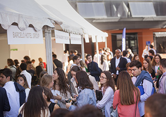 International Internship Fair en Deusto Business School