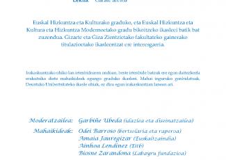 Mahai ingurua: Irtenbide profesional ezohikoak