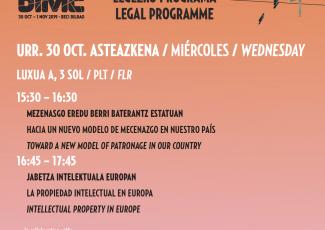 Los estudiantes de Derecho + Especialidad TIC visitarán el BIME PRO