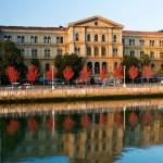Sesiones informativas de la Facultad de Derecho en el campus de Bilbao