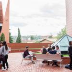 Sesión informativa de la Facultad de Derecho en Donostia