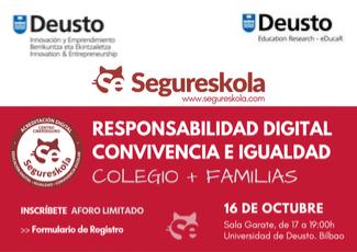 Responsabilidad digital, convivencia e igualdad