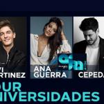 Ana Guerra y Cepeda. Tour universidades