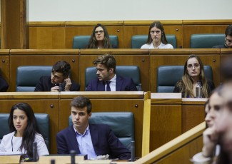 VII liga de debate en euskera