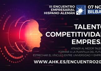 III Encuentro Empresarial Hispano-Alemán: Talento, Competitividad, Empresa