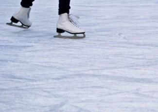 Ice Skating at Txuri Urdin
