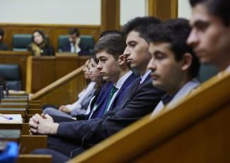II Simulación del Parlamento Vasco
