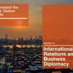 Presentación del Máster en Relaciones Internacionales y Diplomacia Empresarial