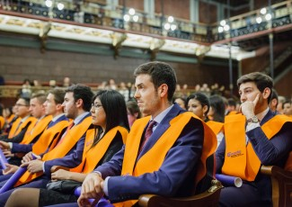 Deusto Business School's Master's Degrees Graduation Ceremony