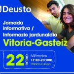 University of Deusto Information Session in Vitoria-Gasteiz