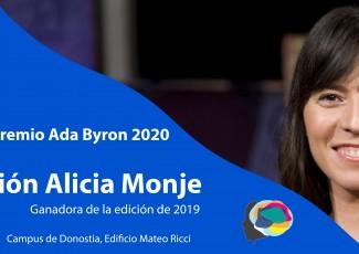 Ada Byron 2020 Award Presentation