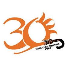 Acto Clausura del 30 aniversario. KALE DOR KAYIKO