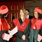 Law Graduation Ceremony
