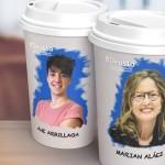 Kafe-solasaldia: ¿Por qué ha mejorado mi asignatura presencial gracias a los estudiantes online? Experiencias UD