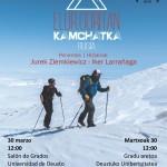 Masterclass: Elur Goritan Kamchatka Rusia