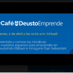 Deusto Emprende Virtual Café