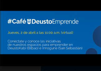 Deusto Emprende Virtual Coffee