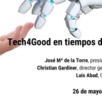 Webinar: Tech4Good en tiempos de COVID-19