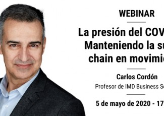 La presión del COVID-19: Manteniendo la supply chain en movimiento