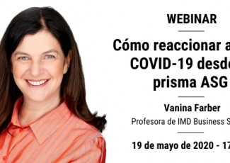 Webinar: Reacting to COVID-19 from the ESG prism