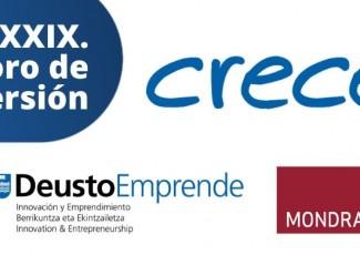 XXIX. Crecer + Inbertsio Foroa