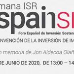 Cristina San Salvador y Fernando Gómez-Bezares participan en el webinar sobre la reinvención de la inversión de impacto