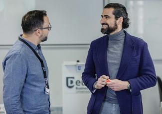 Entrevistas Presenciales  Executive MBA Blended