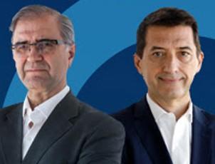 José Antonio Herce y Rafael Doménech