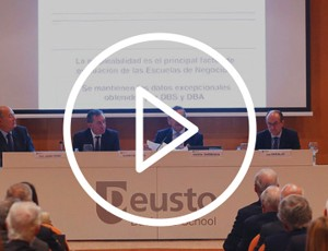 Asamblea General Ordinaria Deusto Business Alumni 2020 - Online