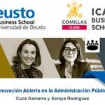 Mesa redonda: Innovación abierta en la Administración Pública