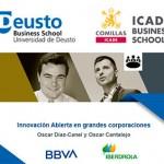 Mesa redonda: Innovación Abierta en grandes corporaciones