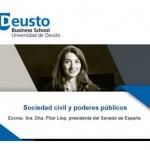 Sociedad civil y poderes públicos
