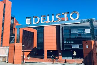 Deusto Business Schooleko Donostiako Campuseko ikasle berrien harrera saioa